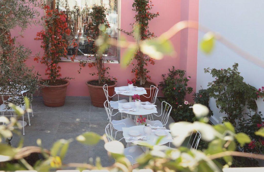 cafe floral mansur gavriel cafe