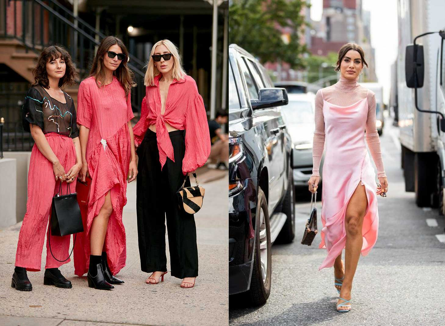 Top Runway + Street Style Trends from NYFW