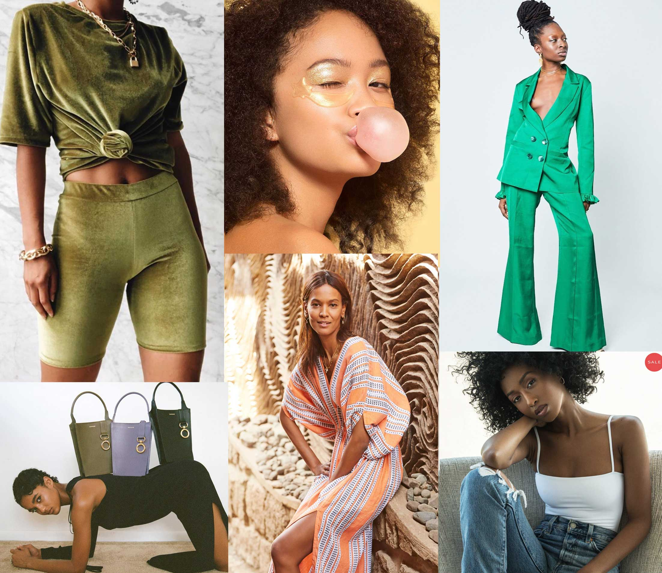 Inspiring Black owned brands to swoon over