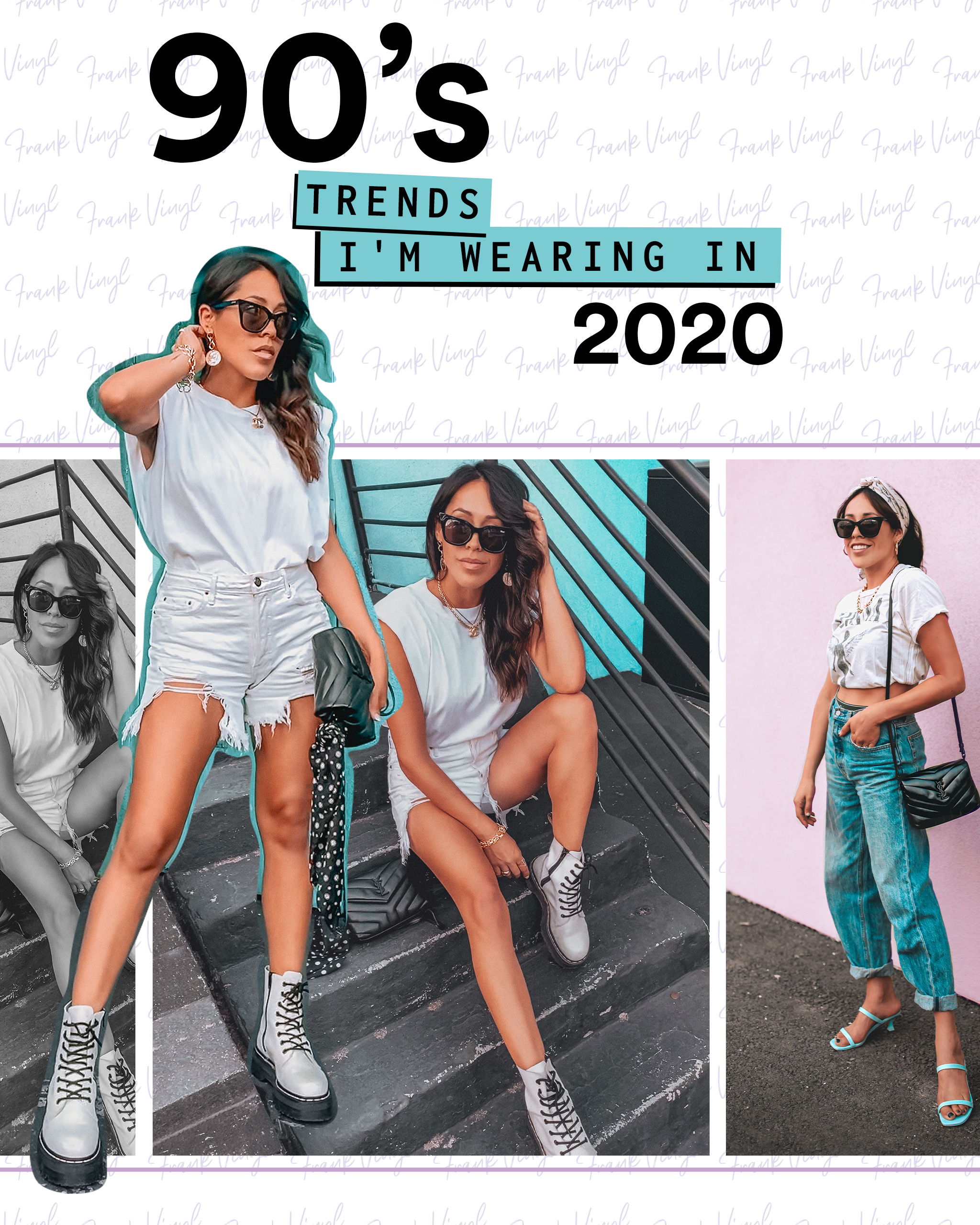 90s Trends I'm wearing in 2020